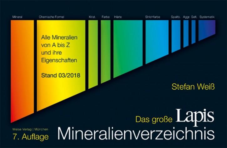 Lapis Mineralien Verzeichnis