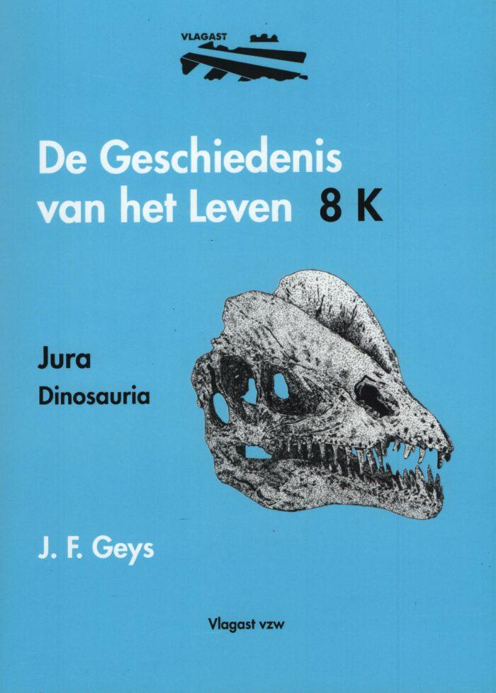 """""""Jura – Dinosauria"""" Deel 8K"""
